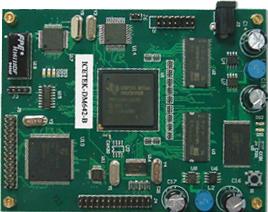 DM642最小系统板:ICETEK-DM642-B